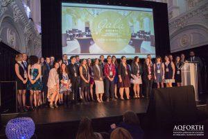 Bravo à tous les finalistes de la 13e édition des Grands prix de la relève en restauration, tourisme et hôtellerie !